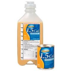 Glucerna 1.5 Cal, 1000 Ml, W/Safety Cap