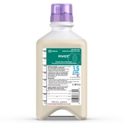 Pivot 1.5 Cal, With Safety Cap, 1000Ml