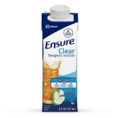 64903  Ensure Clear Apple 8Oz  24Ct   (56640)