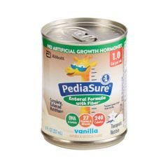 Pediasure W/Fiber 8Oz Arc 24/Cs