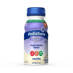 Pediasure Reduced Calorie Btl. 8Oz X24