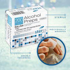 Alcohol Preps (Bx)