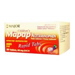 Baby Aspirin Tabs