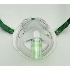 Oxygen Mask, Aerosil, Adult