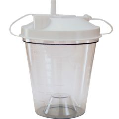 Drive Medical 800 Cc Disposable Suction Canister 48/ Case Part No.610-48Bp1111