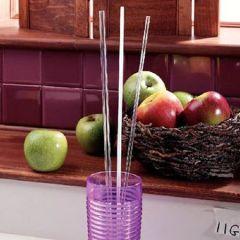 "Flexi Usable Straws(3/16"" Hole)10Pk"