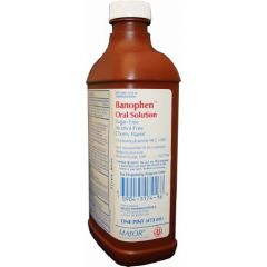 Benadryl Liquid 16Oz (Gen)
