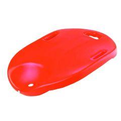 Plastic Cpr Board (23X17)Orange