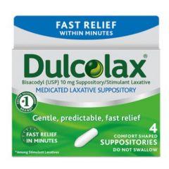 Dulcolax Suppositories Gen 12'S