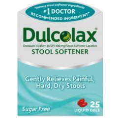 Ducolax Tabs 100'S (Gen)