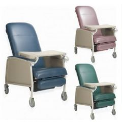 "Bariatric Geri Chair 25""W- Blue Ridge"