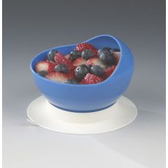 Maddak Scooper Bowl With Suction Cup Base, Blue (745340000)