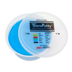 Theraputty Blue 1Lb Firm
