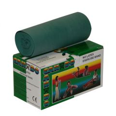 Cando Latex-Free 6Yd - Green - Med