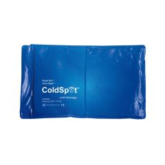 Relief Pak Blue-Vinyl Reusable Cold Pack, Halfsize (7