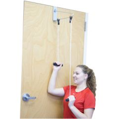 Dual Pulley Shoulder Exerciser