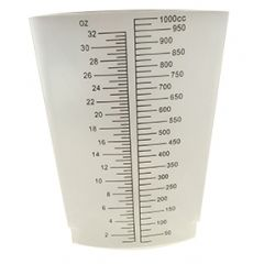 Graduated Measure, Plastic