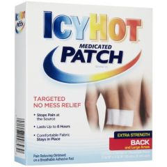 Icy Hot Back Patch