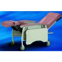 Inv.3-Position Recliner With Tray- Rosew