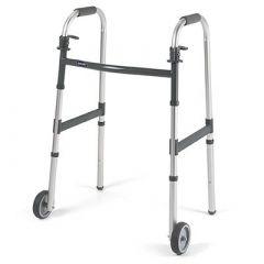 """Inv.Rolling Walker 5"""" Wheels"""