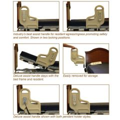 Assist Handle For Joerns U770 Bed