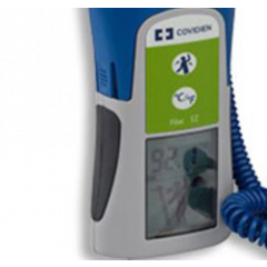 Covidien 504000 Filac 3000 Ez Electronic Thermometer, Oral/Axillary Complete System With 4' Cord