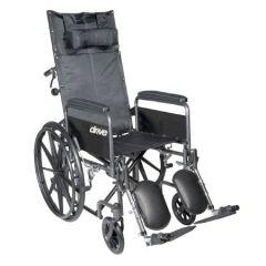 "Wheelchair 18"" Recliner"