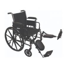 "Drive Wheelchair 18"" With Desk Arm"