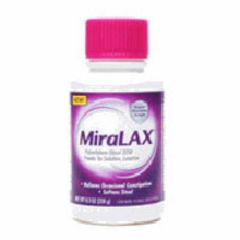 Miralax 8.3Oz Powder