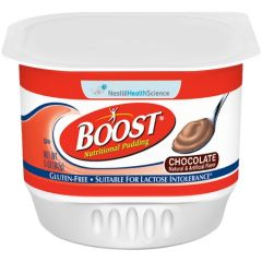 Boost Chocolate Pudding 48 X 5Oz
