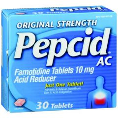 Pepcid Ac Acid Controler 10Mg 30'S