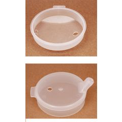 Spout Lids For One And Two Handle Cups 6/Pk