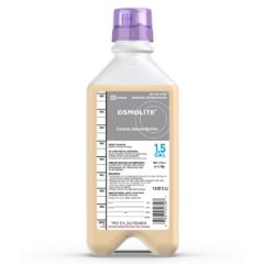 Osmolite 1.5Cal, 1000 Ml, W/Safety Cap
