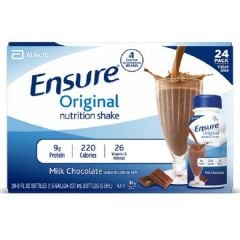 Ensure Chocolate   24 Oz Inst  (50462)