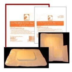 Gentell Profile Foam Drs 6 X 6 50/C