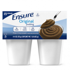 Ensure Pud. Choc. Supr. 4Pk/4Oz(54846)
