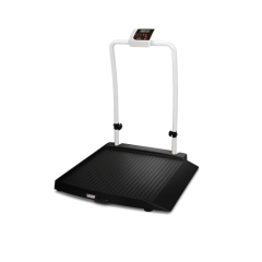 Digital Wc Scale, 1000Lbs Cap, Single Ramp
