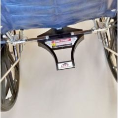 "Wheelchair Anti-Roll Back Device  16""-20"""
