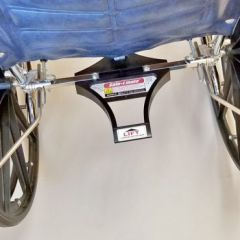 "Wheelchair Anti-Roll Back Device  16""-20"""