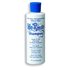 Shampoo No Rinse 8Oz