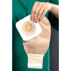 "Drainable Pouch With""Visiclose & Filter,"