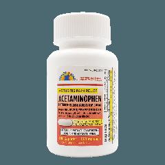 Tylenol Arthritis Caplets 100`S (G) 650
