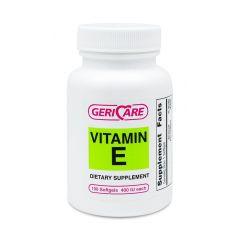 Vitamin E 400Iu 100'S