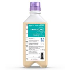 Two Cal Hn, 1000 Ml, W/Safety Cap