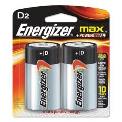 """Batteries """"D""""  (Pack Of 2)"""