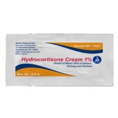 Hydrocortisone Cream 1% 1 Oz