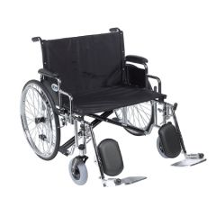 "Wheelchair 26"" W/ Elr"