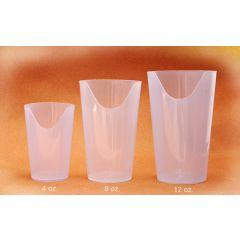 Nosey Cutout Cup - 8 Oz