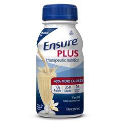 Ensure Plus Vanilla 320Z Btls