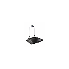 Dual Ramp Wheelchair Scale 1000Lb Capacity